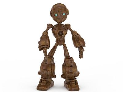 3d機器人免費模型
