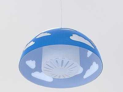 3d創意吊燈免費模型
