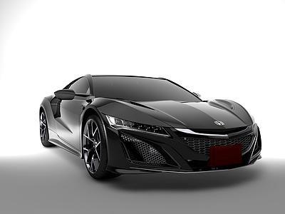 本田跑車模型