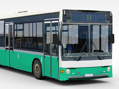 3d公交<font class='myIsRed'>車</font>模型