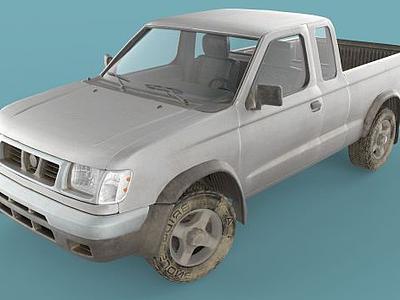 3d日產<font class='myIsRed'>汽車</font>模型