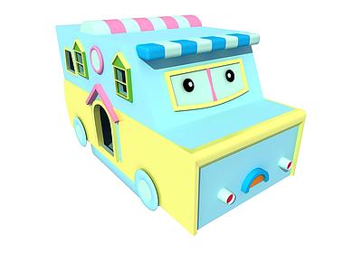 迪泰妮ditaini淘氣堡模型3d模型