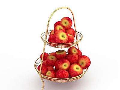 水果拼盤模型