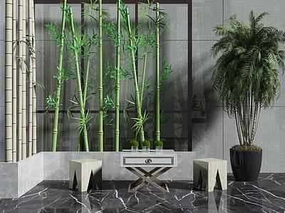 室內裝飾景觀模型3d模型