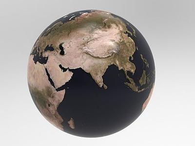 3d<font class='myIsRed'>地球</font>模型