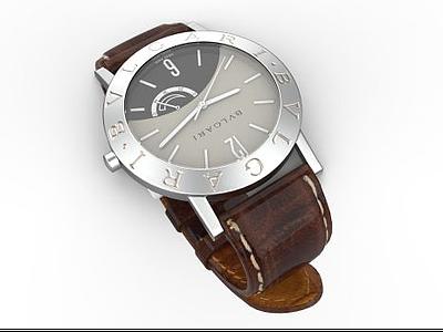 手表模型3d模型