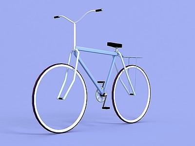 輕便自行車模型