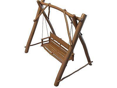 秋千椅模型