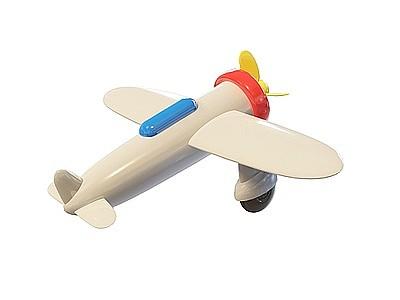 飛機模型模型3d模型