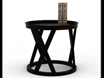 3d塑料椅子模型