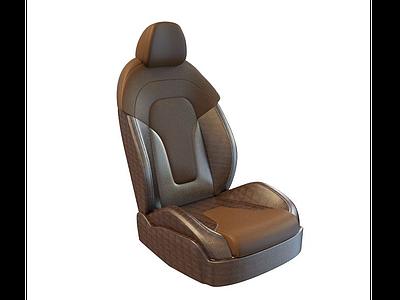 汽車座椅模型