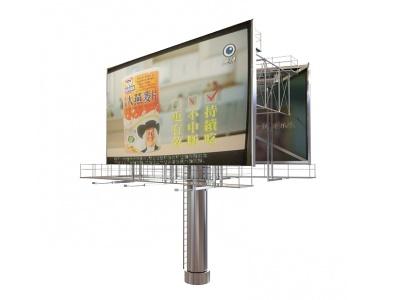 3d擎天柱廣告模型