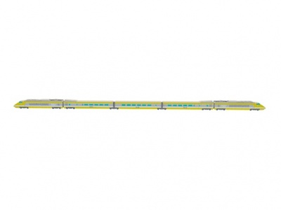 3d高鐵免費模型