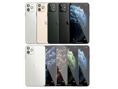 蘋果手機iphone11Provr模型3d模型