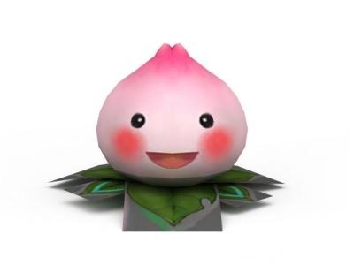 游戲仙桃模型