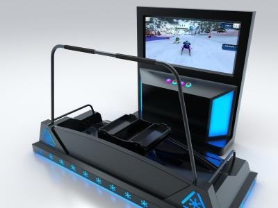 VR滑雪機模型3d模型