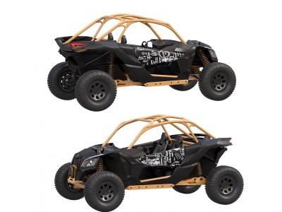 兒童玩具車玩具賽車越野車模型3d模型