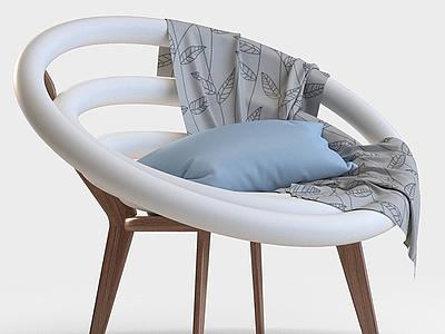 扶手椅模型3d模型