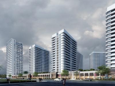 商業住宅公寓模型3d模型