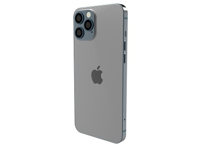 iphone12模型3d模型