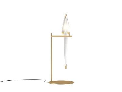 臺燈模型3d模型