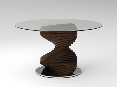 桌子茶幾模型3d模型