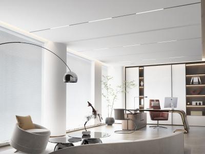 現代辦公室模型3d模型