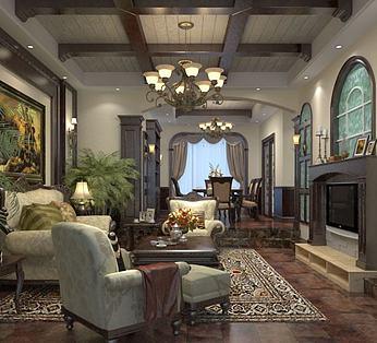 古典欧式大厅