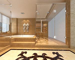 衛浴3D模型