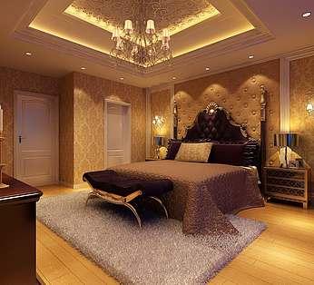 豪华欧式卧室