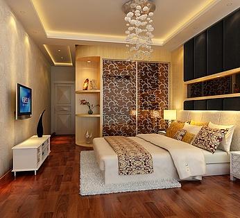 卧室背景设计