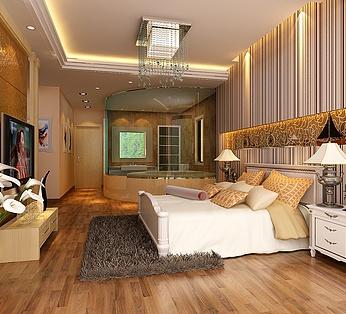卧室浴室设计