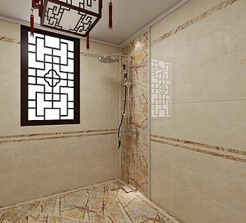 中式卫生间