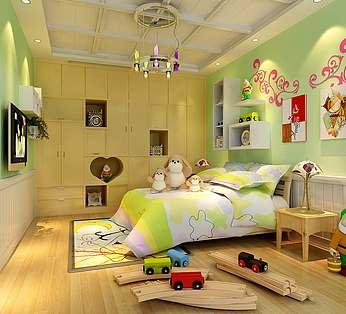 小孩房卧室