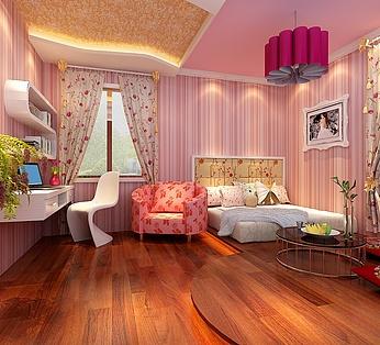 温馨儿童房设计