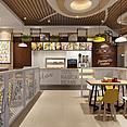 汉堡店3d模型