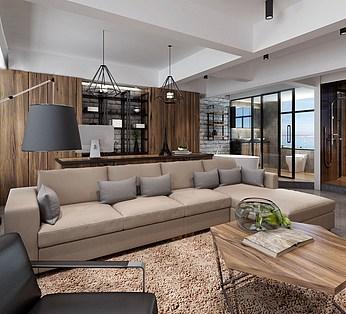 现代家装整体