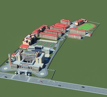 藏族中学规划