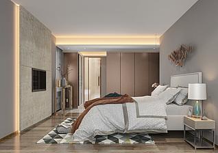 室内场景3d模型