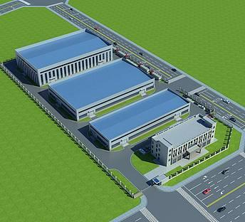 厂房办公楼