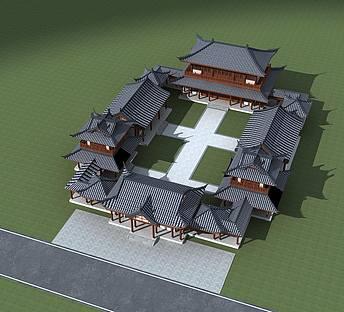 古建-府邸