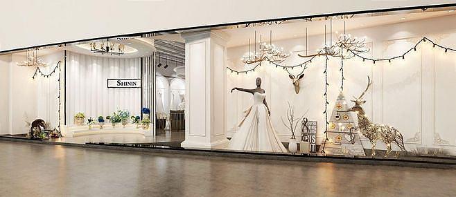 婚纱摄影前台图片