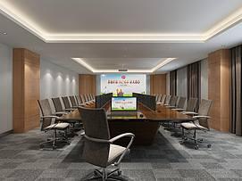 11会议室整体模型
