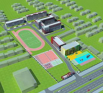 藏式小学和幼儿园