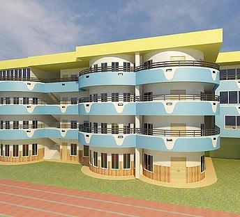 幼儿园大楼
