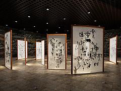 博物馆展厅3D模型