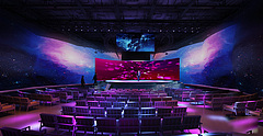 电影院演艺厅模型3D模型