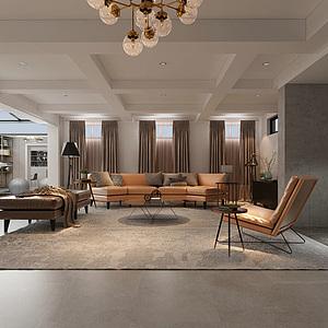 3D,模型,下载客厅,卧室,模型3d模型