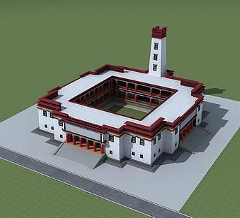 藏式博物馆