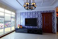 现代客厅3d模型